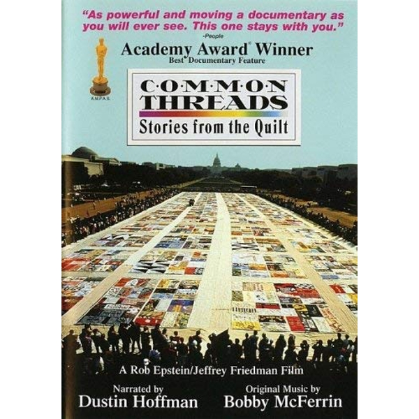 Common Threads - Stories From The Quilt DVD
