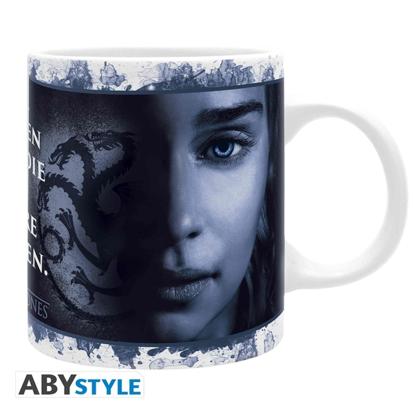 Game Of Thrones - 2 Queens Mug - Image 1