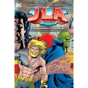 JLA A Midsummer\'s Nightmare Deluxe Edition