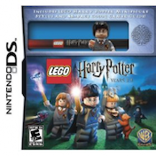 Lego Harry Potter Years 1-4 Holiday Game DS