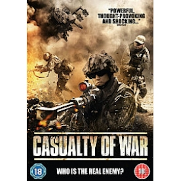 Casualty Of War DVD