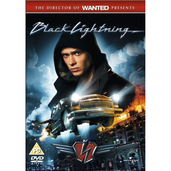 Black Lightning DVD