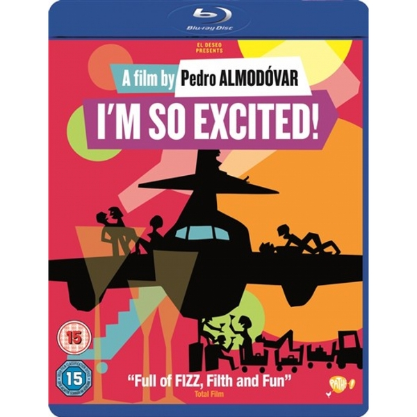 I'm So Excited Blu-ray