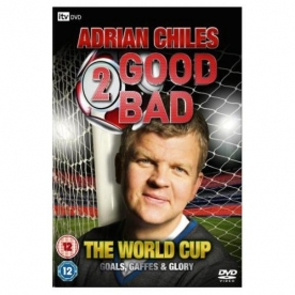 Adrian Chiles 2 Good 2 Bad World Cup DVD
