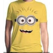Despicable Me Dave T-Shirt Medium - Yellow