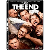 This is the End DVD & UV Copy