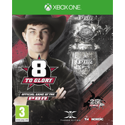 8 To Glory Bull Riding Xbox One Game