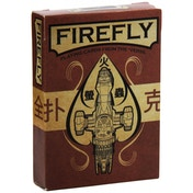Quantum Mechanix Firefly Playing Cards