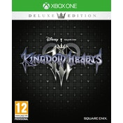 Kingdom Hearts III Deluxe Edition Xbox One Game