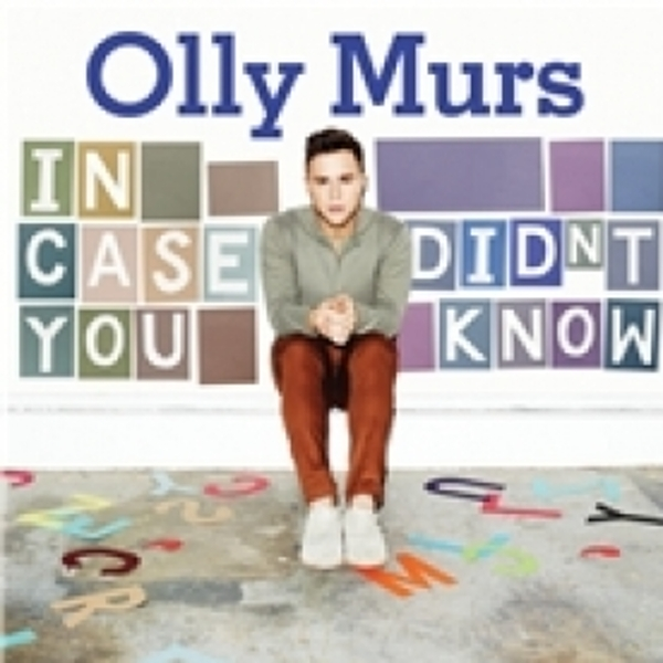 Olly Murs In Case You Didn't Know CD