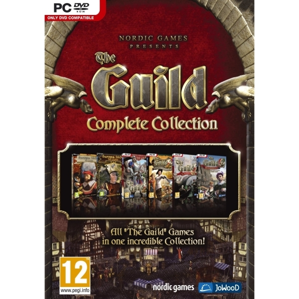 Guild Complete Collection Game PC