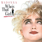 Madonna - Whos That Girl - Soundtrack Crystal Clear Vinyl