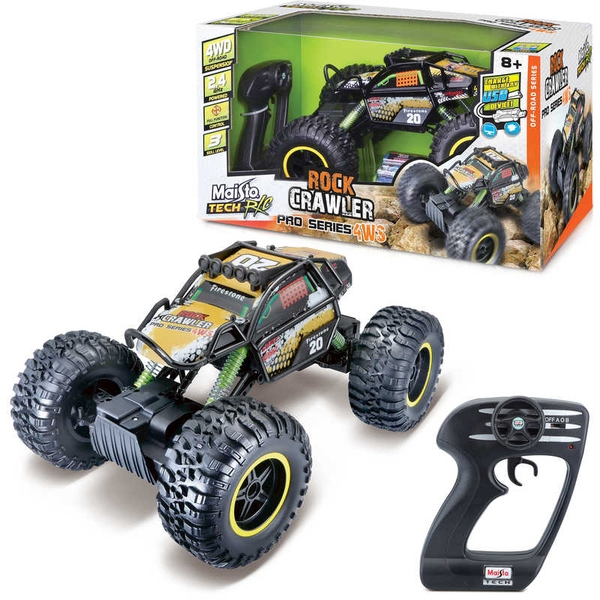 Rock Crawler Pro Radio Controlled Toy