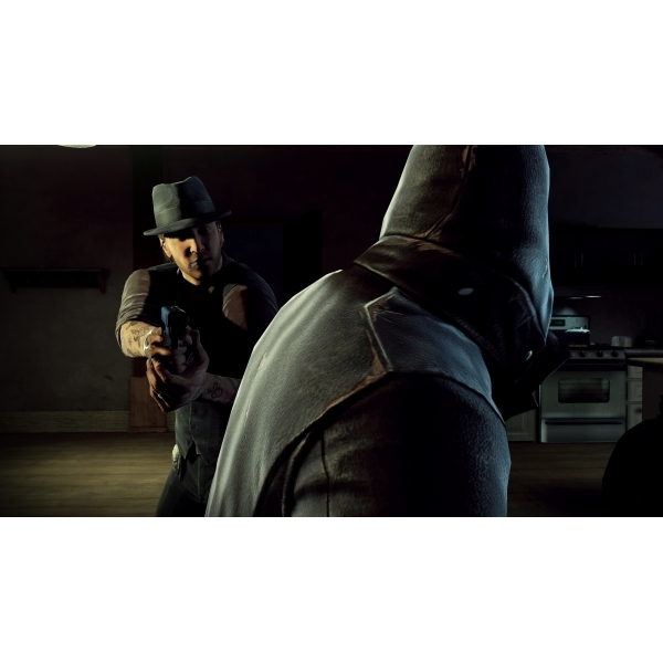 Murdered Soul Suspect PS3 Game - Image 4
