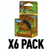 Exotic Coconut (Pack Of 6) California Scents Xtreme Cannister