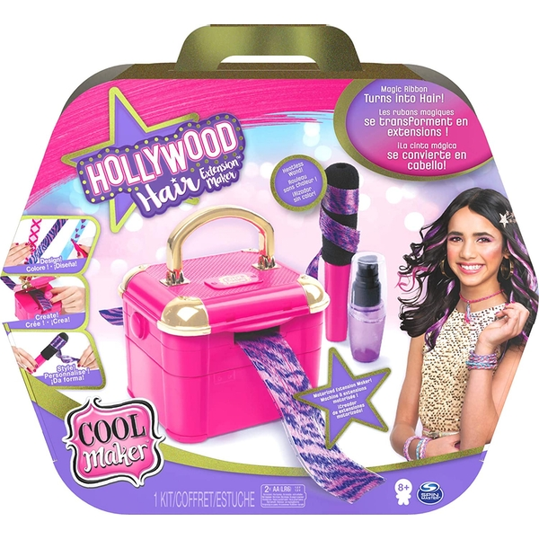 Cool Maker - Hollywood Hair Studio Extension Maker