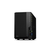 Synology DS218 2-Bay Diskless Network Storage Enclosure