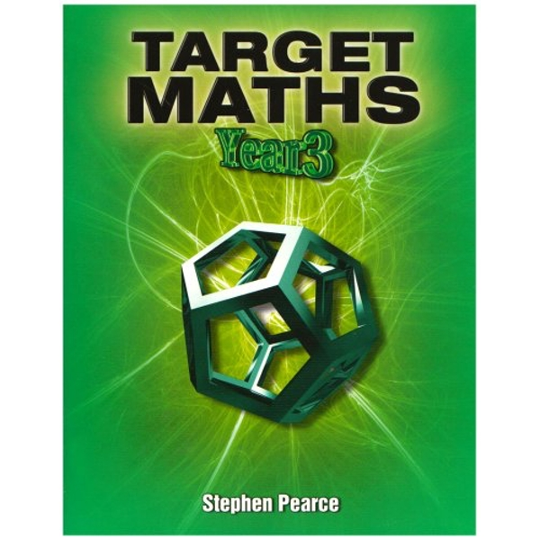 Target Maths: Year 3 by Stephen Pearce (Paperback, 2002)