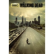 The Walking Dead City Maxi Poster