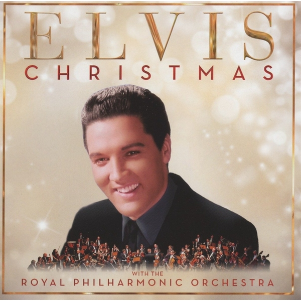 Christmas with Elvis and the Royal Philharmonic Orchestra CD
