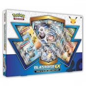 Ex-Display Pokemon TCG Red & Blue Collection Blastoise-EX Used - Like New