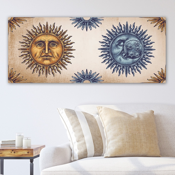 YTY103171146879_50120 Multicolor Decorative Canvas Painting