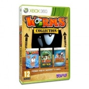 Worms Collection Game Xbox 360