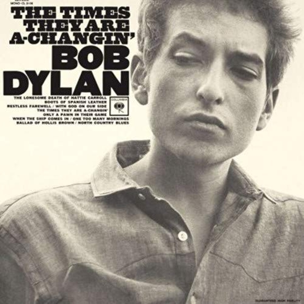 Bob Dylan - The Times They Are A Changin Vinyl