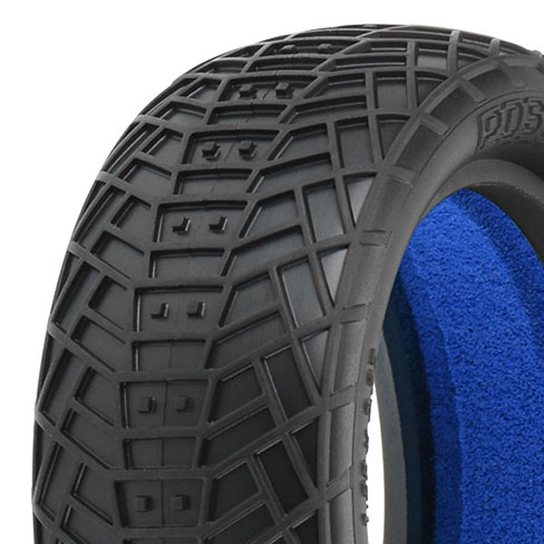 "Proline 'Positron' 2.2"" Mc 1/10 Off Road 4Wd Front Tyres"