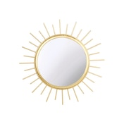 Sass & Belle Gold Sunburst Mirror