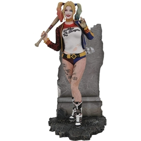 Harley Quinn (Suicide Squad Movie) DC Gallery PVC Figure