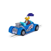Looney Tunes Road Runner Micro Scalextric Car