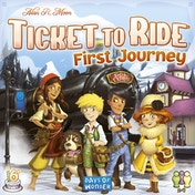 Ticket to Ride First Journey - Europe Edition