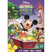 Mickey Mouse Club House - Storybook Surprises DVD