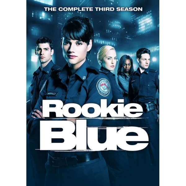 Rookie Blue Season 3 DVD