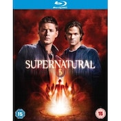 Supernatural Season 5 Blu-ray