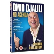 Omid Djalili No Agenda Live at the London Palladium DVD