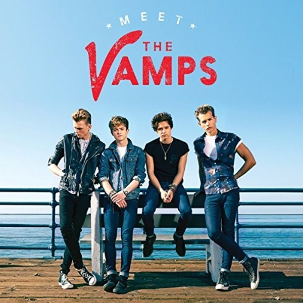 The Vamps - Meet The Vamps CD