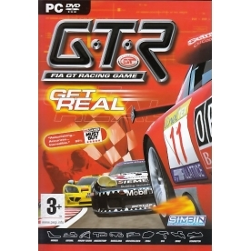 GTR FIA GT Racing Game PC