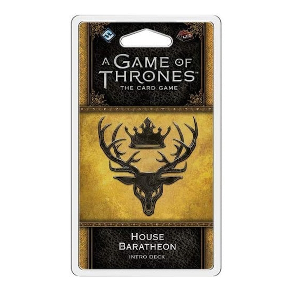 Game of Thrones: House Baratheon Intro Deck