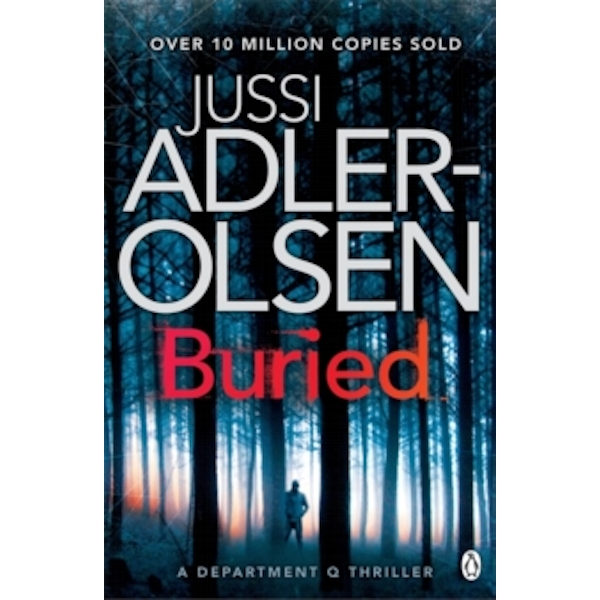 Buried : Department Q Book 5