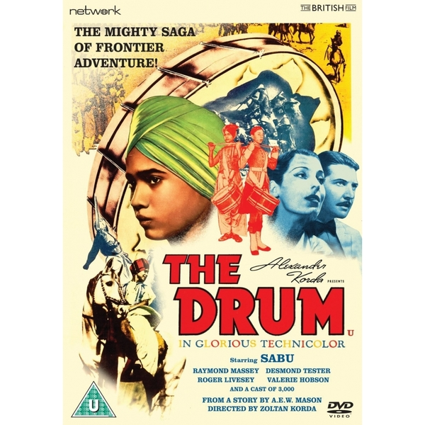 The Drum DVD
