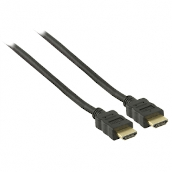 Proper Type A HDMI Cable Gold Connectors 3m