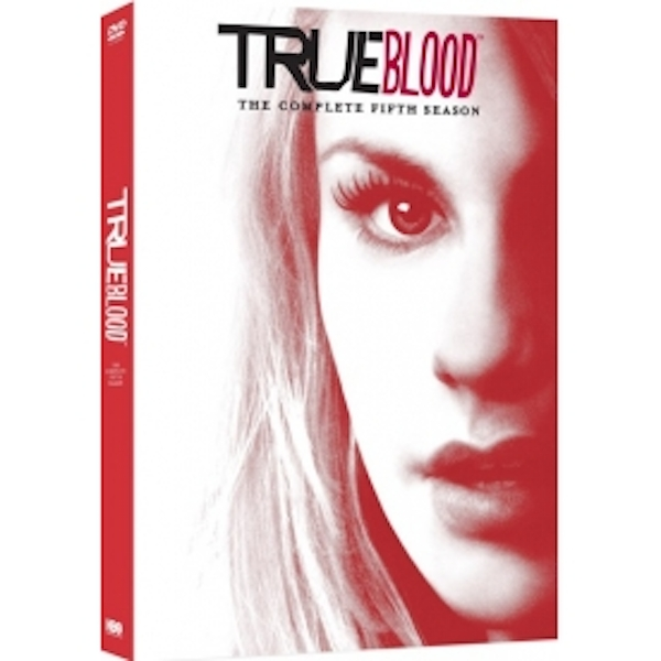 True Blood Complete Series 5 DVD