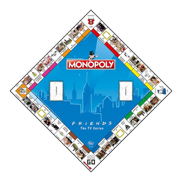 Friends Monopoly - Image 6