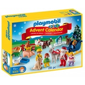 Playmobil Advent Calendar 1.2.3 Christmas on the Farm
