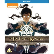 Legend of Korra Complete Blu-ray Region Free