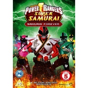 Power Rangers Super Samurai - Volume 3 Samurai Forever DVD