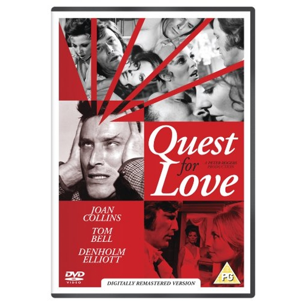 Quest For Love DVD