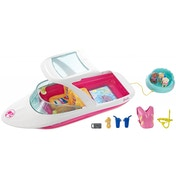 Barbie Dolphin Magic Boat